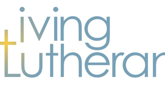 Living Lutheran Magazine  image