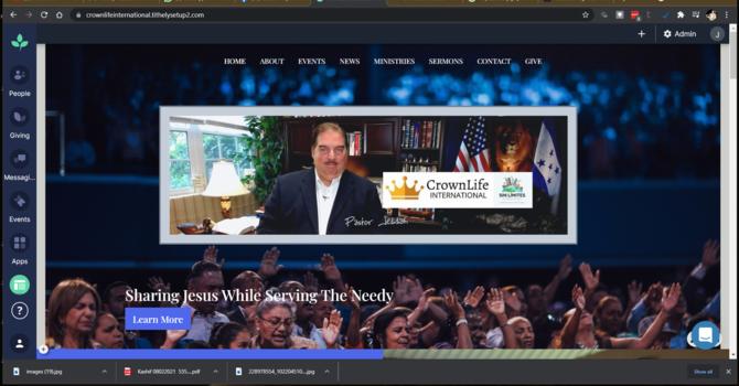 BRAND SPANKING NEW AMAZING SECURE WEBSITE image