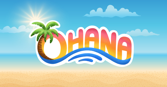 Ohana means Family! image