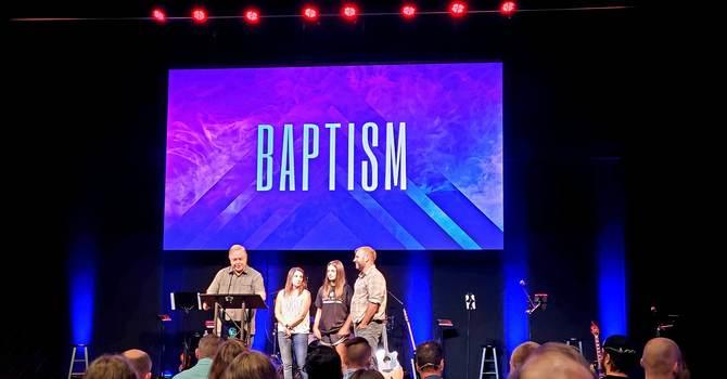 Baptism - Addie Wright 8/1/21 image