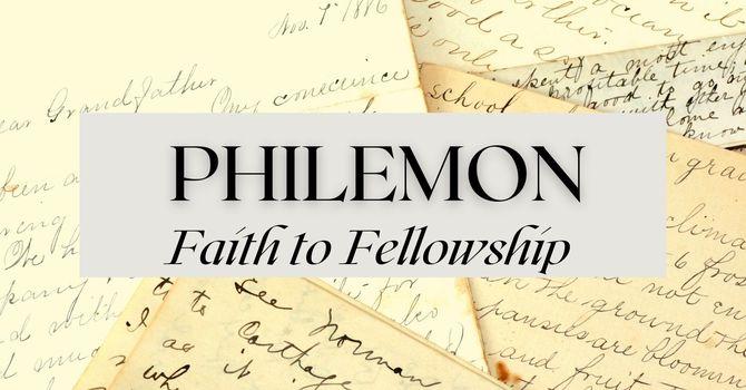 Faith to Fellowship to Freedom pt. 2
