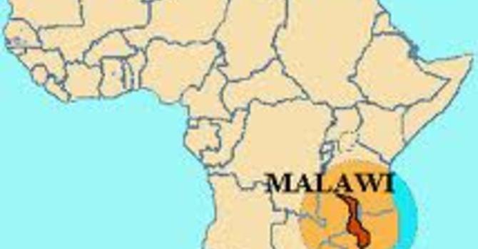 Shipment Arrives in Malawi image