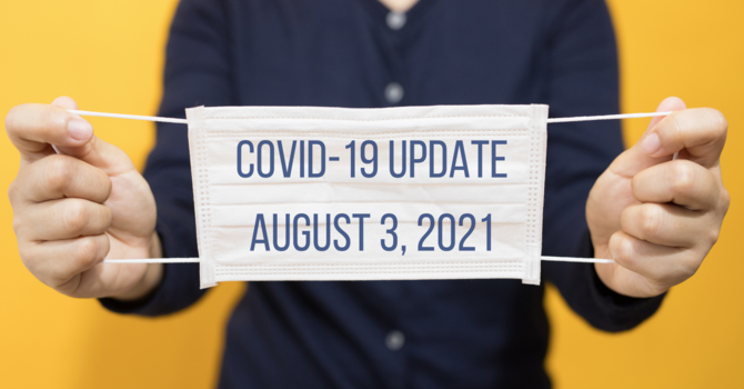 COVID-19 Update: A Letter from Pastor Ben image