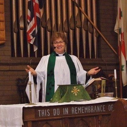 Reverend JoAnn Todd