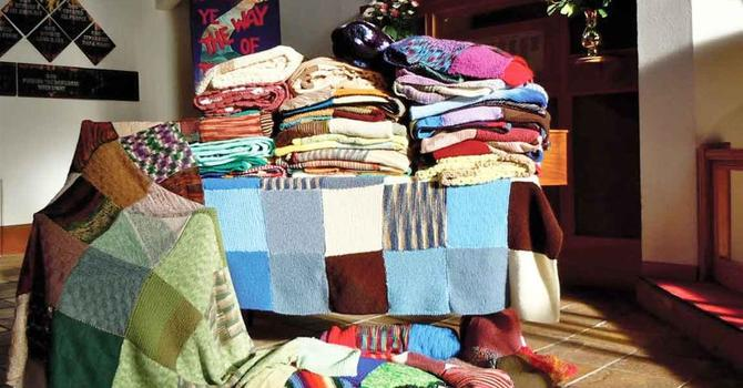 A Pile of Blessed Blankets image