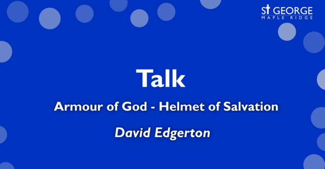 Armour of God - Helmet of Salvation image