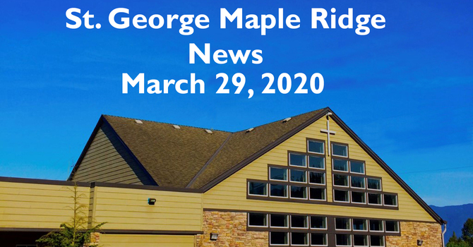 News Video - March 29, 2020 image