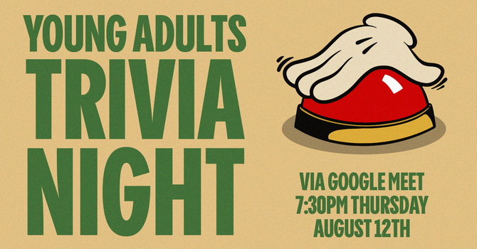 Young Adults Online Trivia Night