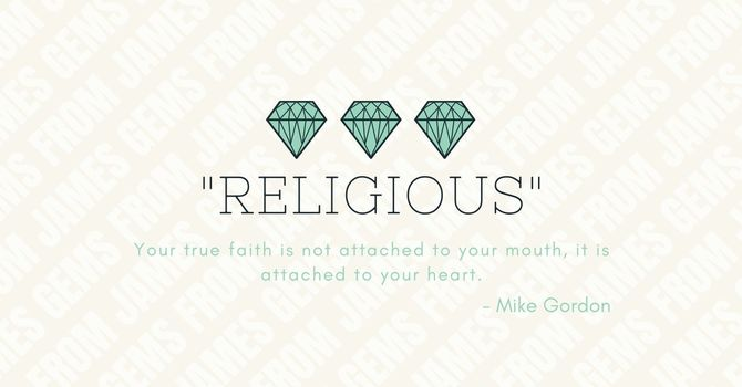 """Religious"" image"
