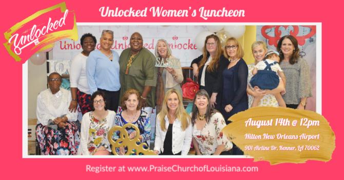 Unlocked Women's Luncheon