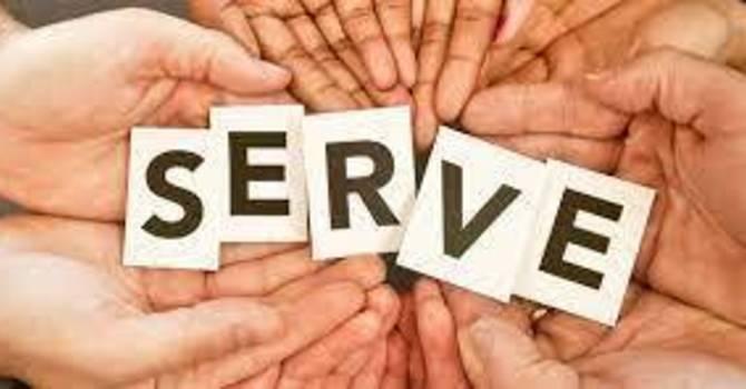 3. Serve