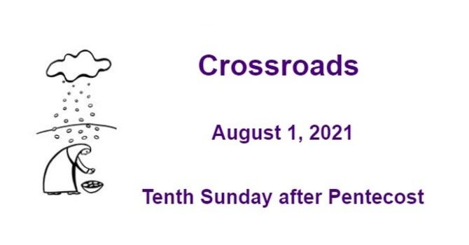 Crossroads August 1, 2021 image
