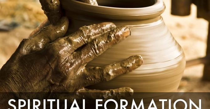 SPIRITUAL FORMATION WORKSHOP