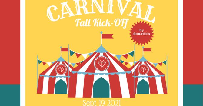 Fall Kick-Off Carnival