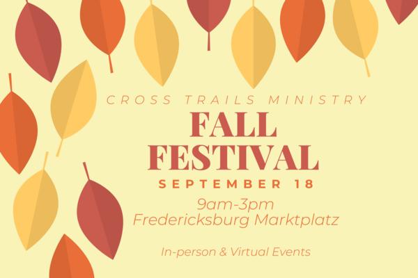 The Fall Festival is back in Fredericksburg!