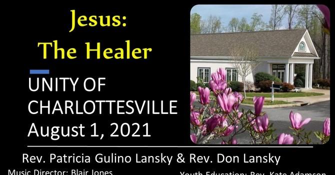 Jesus: The Healer Pt.2