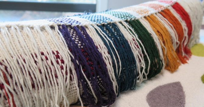 Weaving - craft as contemplation image