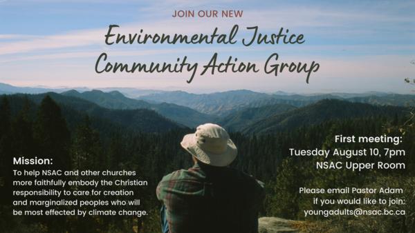 Environmental Justice Meeting