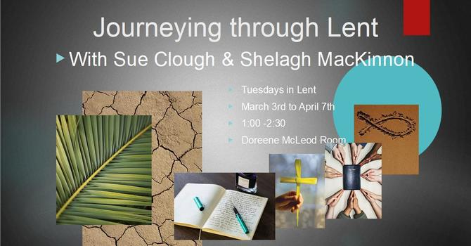 Journeying Through Lent