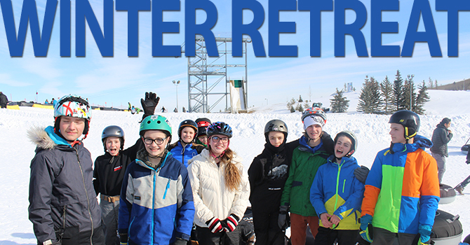 Youth Winter Retreat 2020