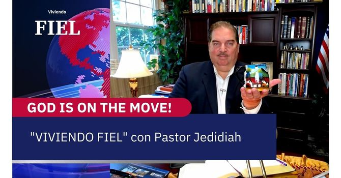 God Is On The Move image