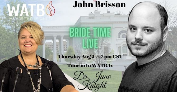 Bride Time LIVE Interview - Dr.June Knight with John Brisson  image