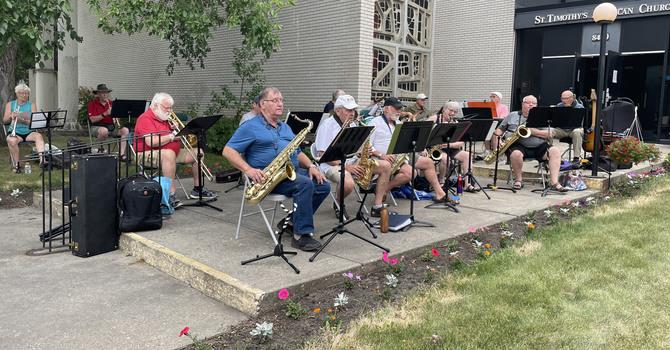 Join St. Tim's for Edmonton Swing Band Concert