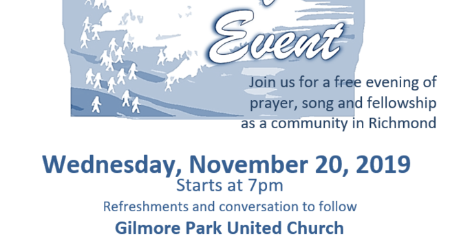 PEACE AND TOGETHERNESS INTERFAITH EVENT