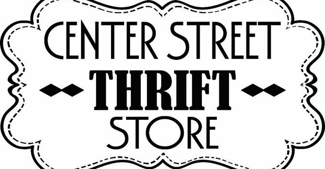 Centre Street Thrift Store Open 11 AM - 4 PM