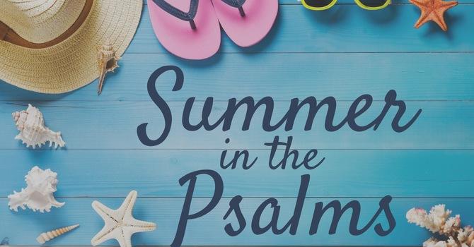 Psalm 139 - When You Feel Like A Nobody