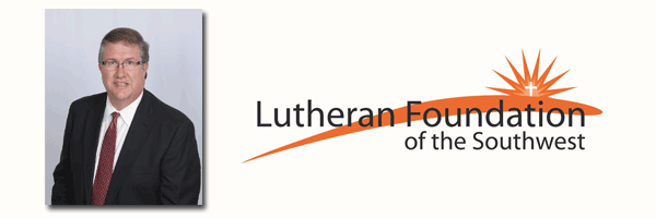 Deacon John Dellis named to new role at Lutheran Foundation of the Southwest