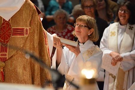 Celebration New Ministry  - The Rev. Juanita Clark