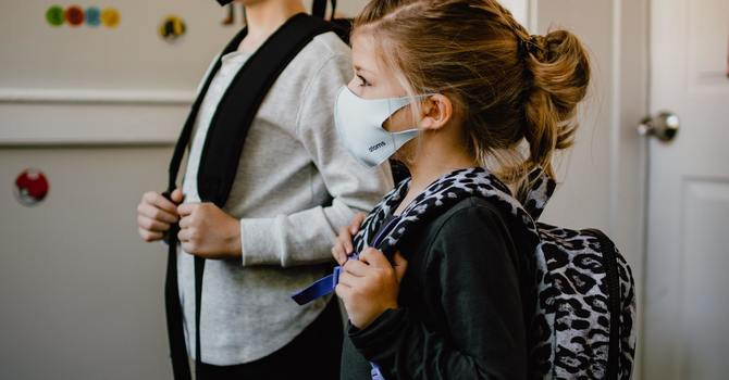 Masks return for in-person worship