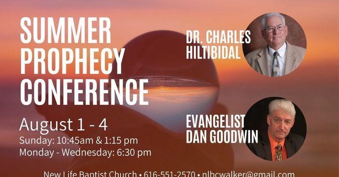 Prophesy Conference - Sunday AM