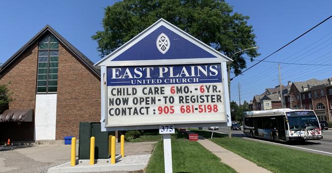 EPUC Child Care Centre now open. image