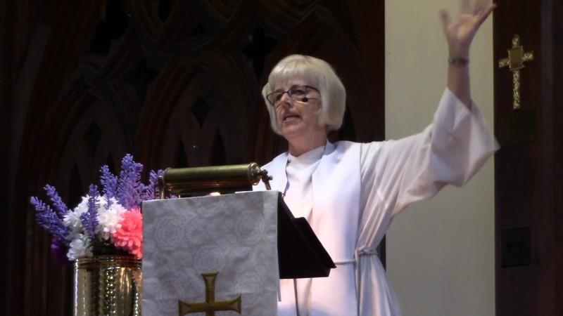 Transfiguration Sermon August 8, 2021