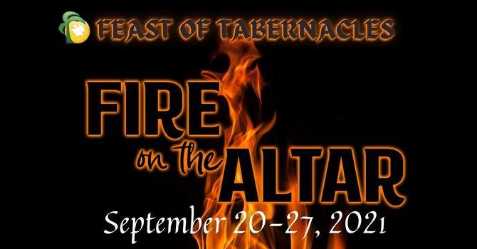 FEAST WEEK! The Feast of Tabernacles all this week! image