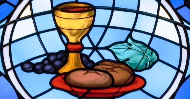 Sunday 8th August 2021-Holy Eucharist, 11th Sunday After Pentecost image