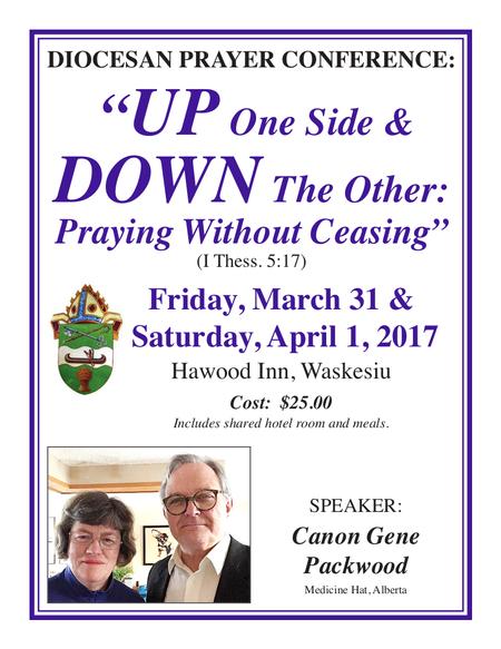 Diocesan Prayer Conference