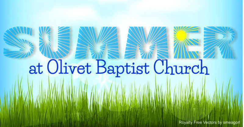 Olivet Worship August 8th