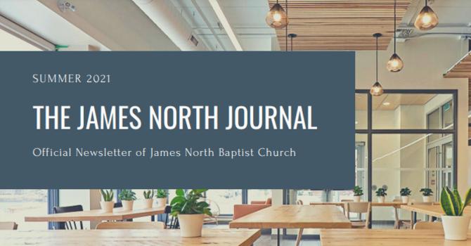 JAMES NORTH JOURNAL  image