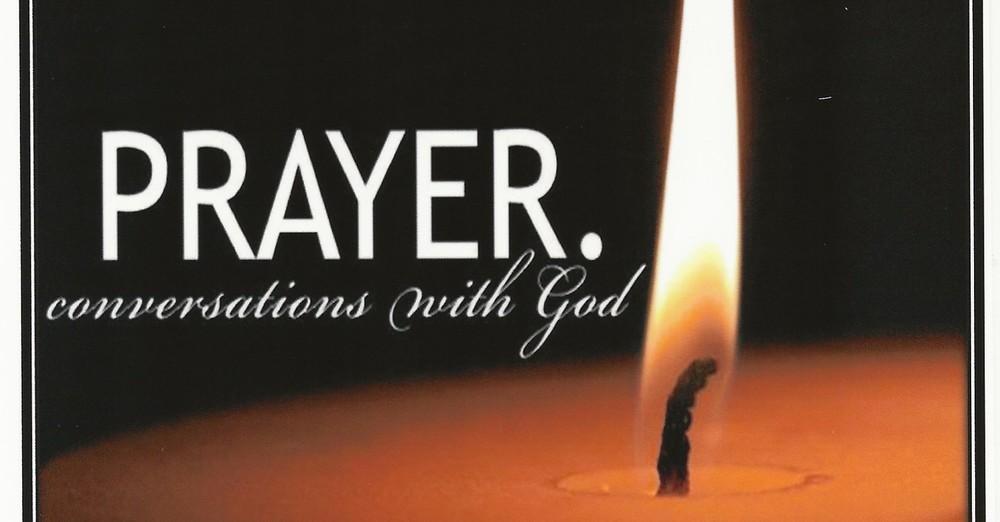 Wednesday Morning Prayer Group