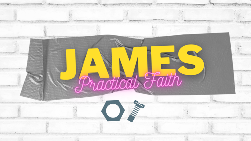 6 / James - Faith Tames The Tongue