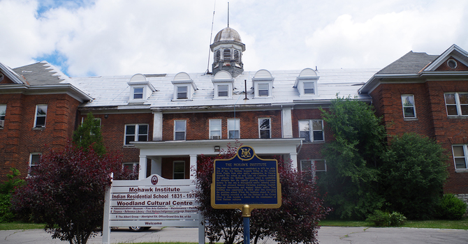 Diocese of Huron supports a search of the grounds of the Mohawk Institute  image