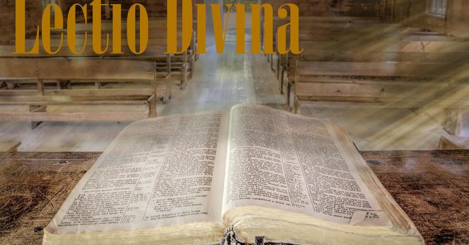 GROUP LECTIO DIVINA image