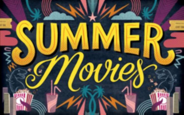 Outdoor Summer Movie Night