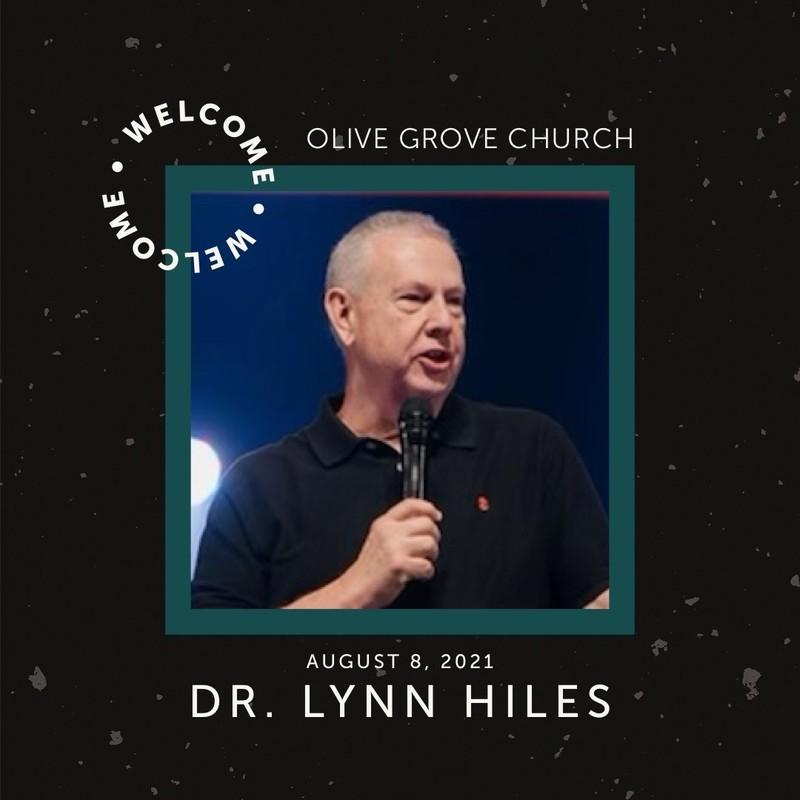 Dr. Lynn Hiles