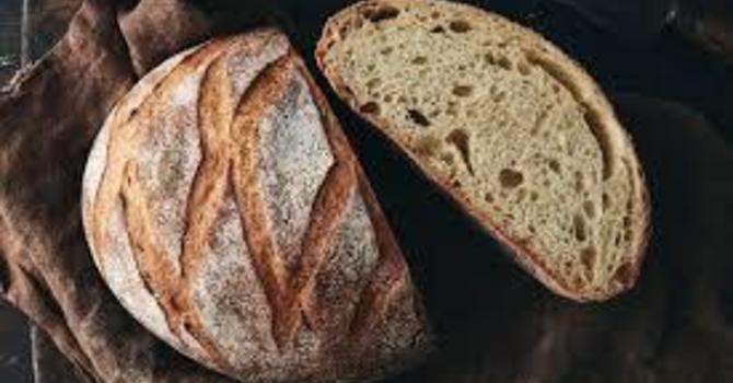 Eucharist:  The Bread of Life