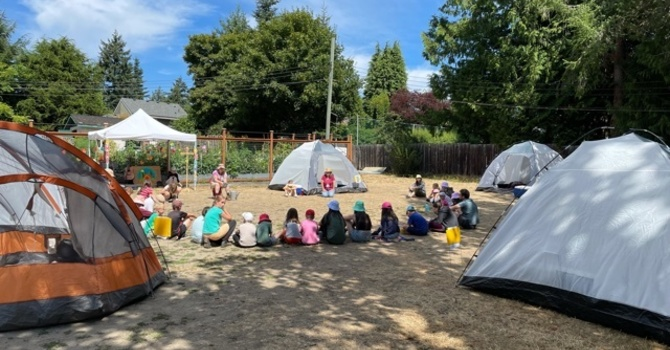 We're Having a Great Time at This Year's Amazing Journey Day Camp image