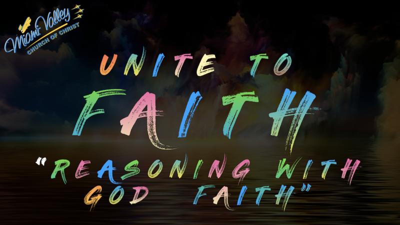 Reasoning with God Faith